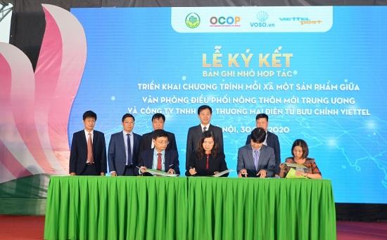 Kết nối giao thương, tiêu thụ sản phẩm OCOP các tỉnh miền Trung – Tây Nguyên