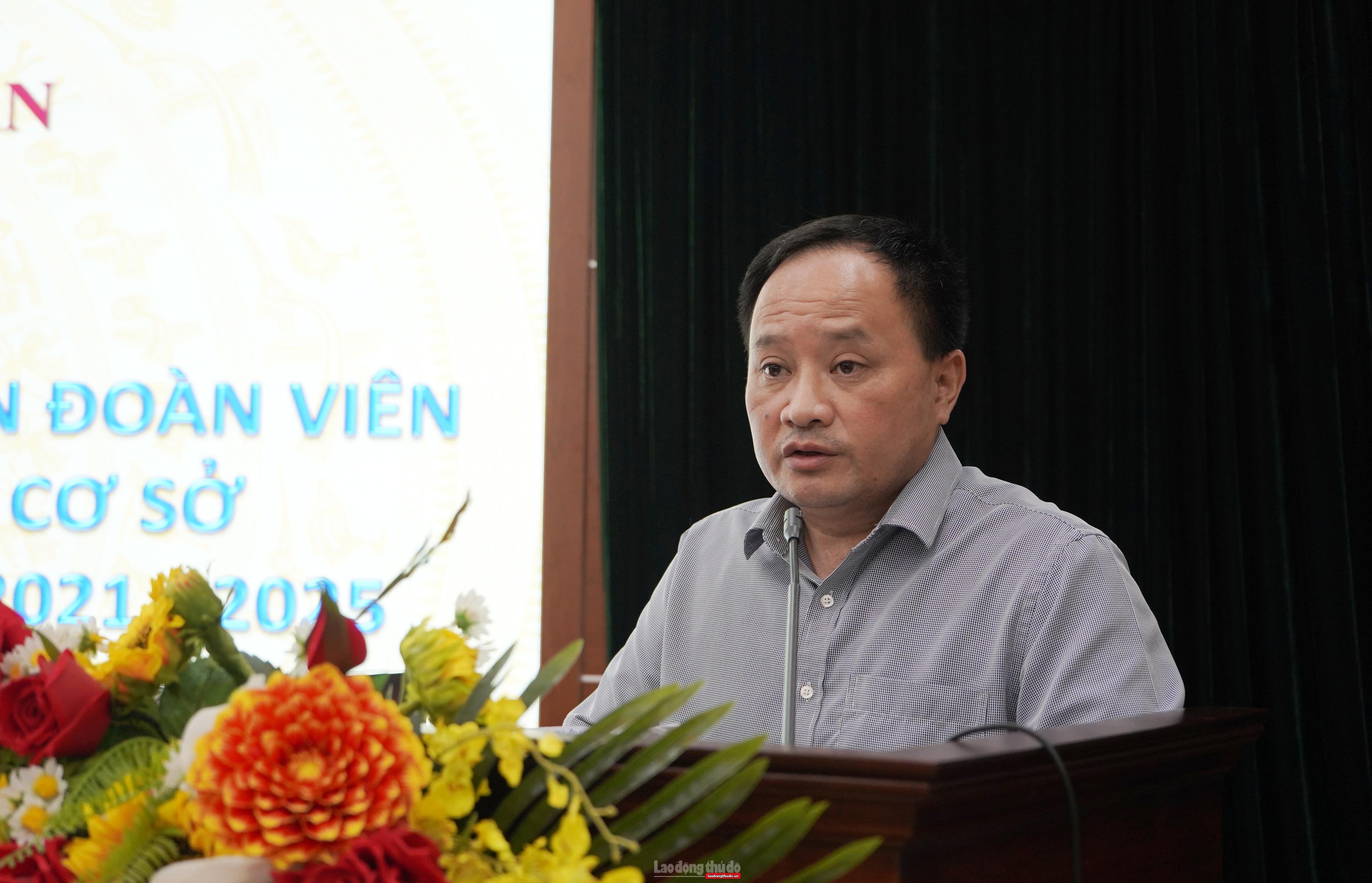 Nâng cao hiệu quả công tác phát triển đoàn viên, thành lập Công đoàn cơ sở ngoài khu vực Nhà nước