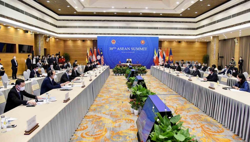 Hội nghị Cấp cao ASEAN lần thứ 38: Tập trung trao đổi về các nỗ lực xây dựng cộng đồng và ứng phó với dịch Covid-19