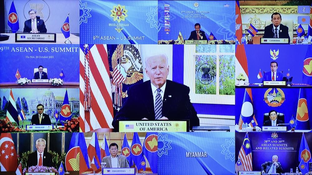 Đẩy mạnh quan hệ đối tác chiến lược ASEAN - Hoa Kỳ