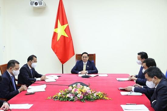 Việt Nam - Anh: Sớm công nhận hộ chiếu vắc xin để tạo điều kiện nối lại giao thương, du lịch
