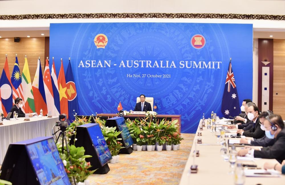 Nâng cấp quan hệ ASEAN – Australia lên Đối tác Chiến lược toàn diện