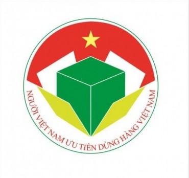 """Công bố Logo chính thức của Cuộc vận động """"Người Việt Nam ưu tiên dùng hàng Việt Nam"""""""