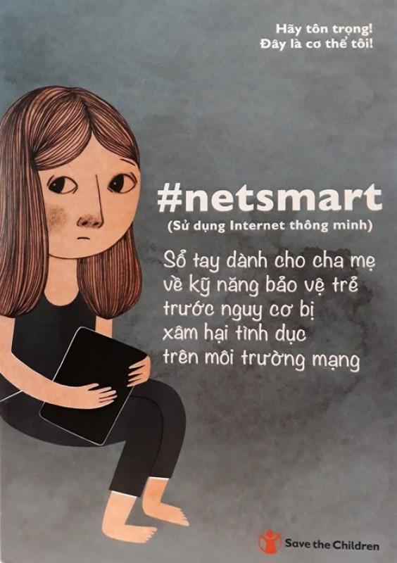 Ra mắt cuốn sổ tay 'Netsmart – Sử dụng Internet thông minh'