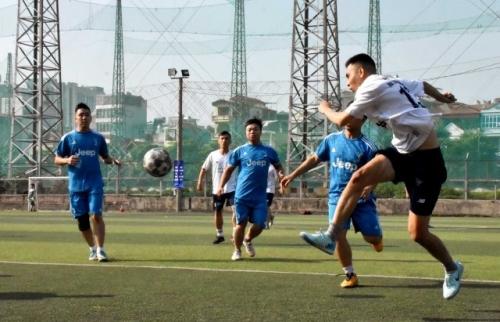 Nâng cao tinh thần thể dục thể thao trong cán bộ công nhân viên Tổng công ty Vận tải Hà Nội