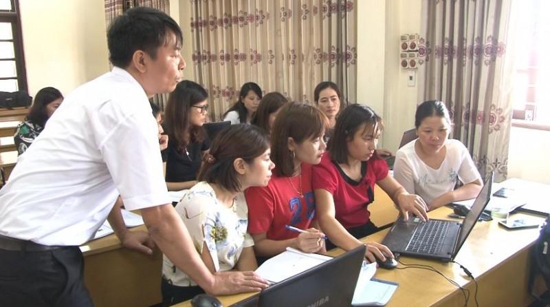Đẩy mạnh triển khai phần mềm quản lý đoàn viên Công đoàn