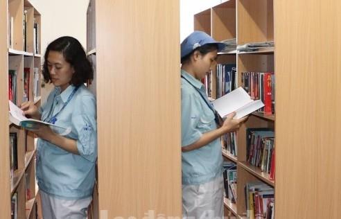 Nâng cao văn hóa đọc cho người lao động
