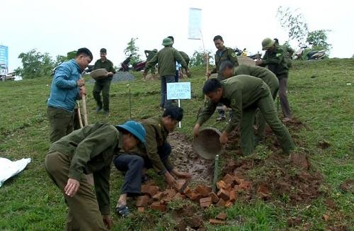 Đảm bảo 100% lực lượng làm công tác phòng chống thiên tai được đào tạo, tập huấn