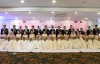 Xúc động đám cưới tập thể dành cho 21 cặp vợ chồng khiếm thị