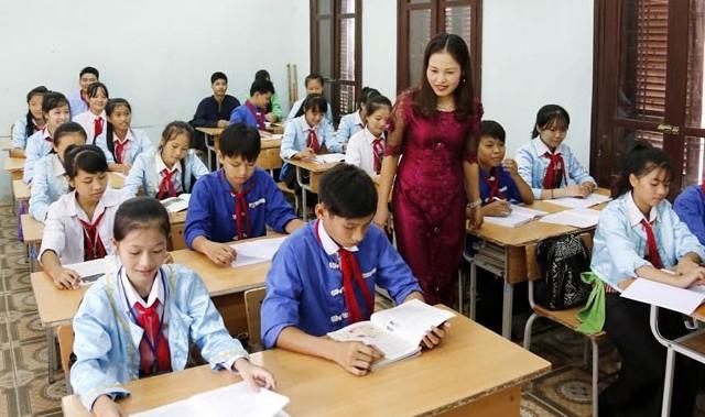 Không ngừng nâng cao hiệu quả công tác giáo dục dân tộc