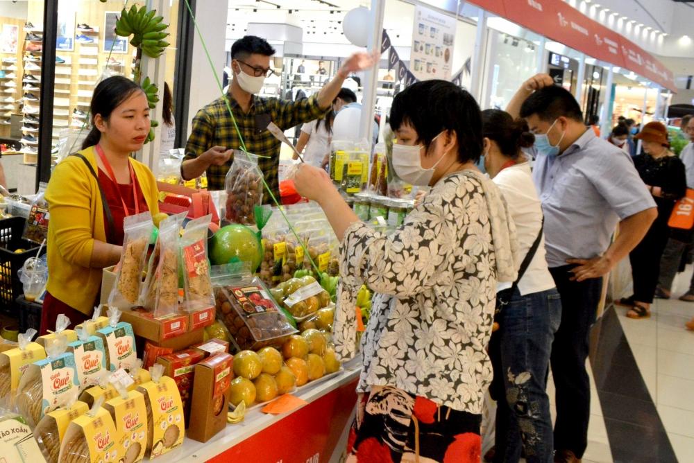 Tăng cường xúc tiến thương mại tiêu thụ nông sản an toàn