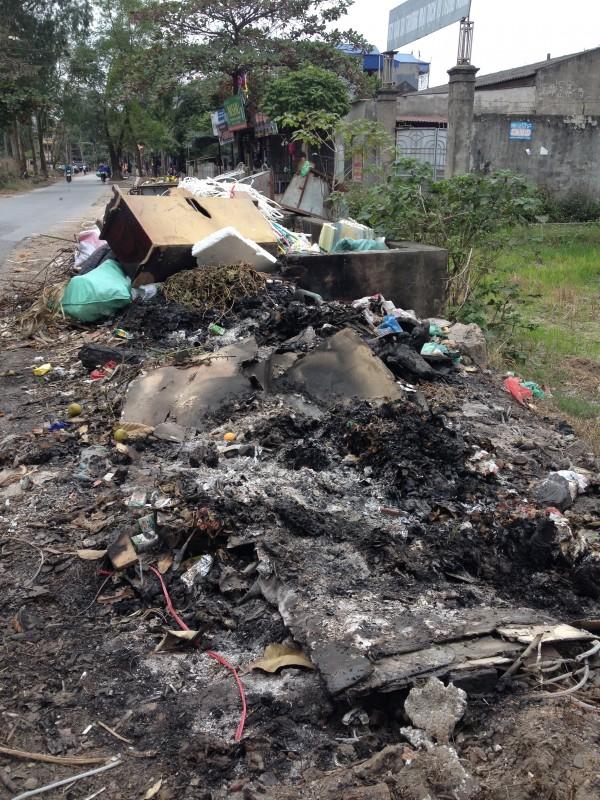 Khó khăn trong công tác quản lý rác thải