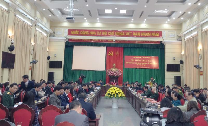 """Chiến thắng """"Hà Nội – Điện Biên Phủ trên không"""" – Bản hùng ca bất diệt"""