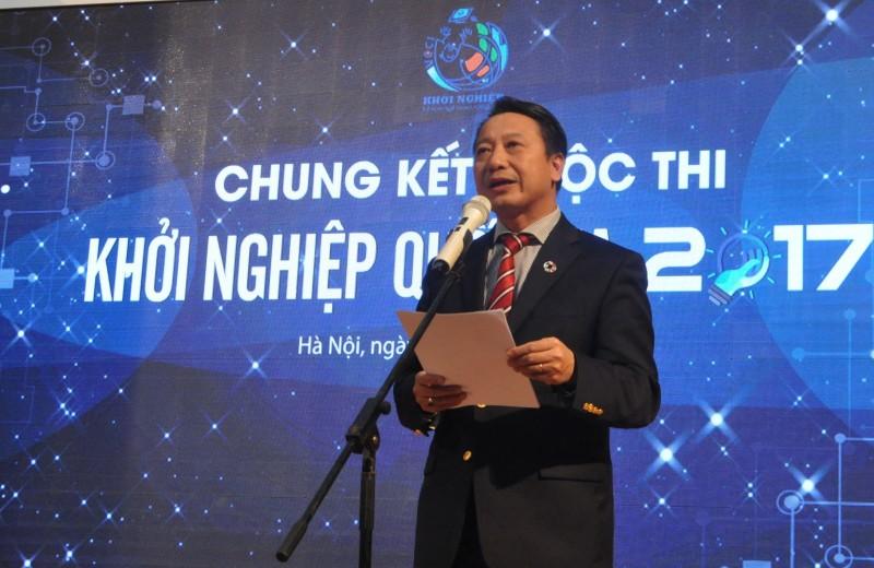 6 du an so tai tai vong chung ket cuoc thi khoi nghiep quoc gia 2017