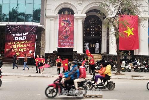 Hà Nội: Chất lượng không khí trong ngày ở mức trung bình