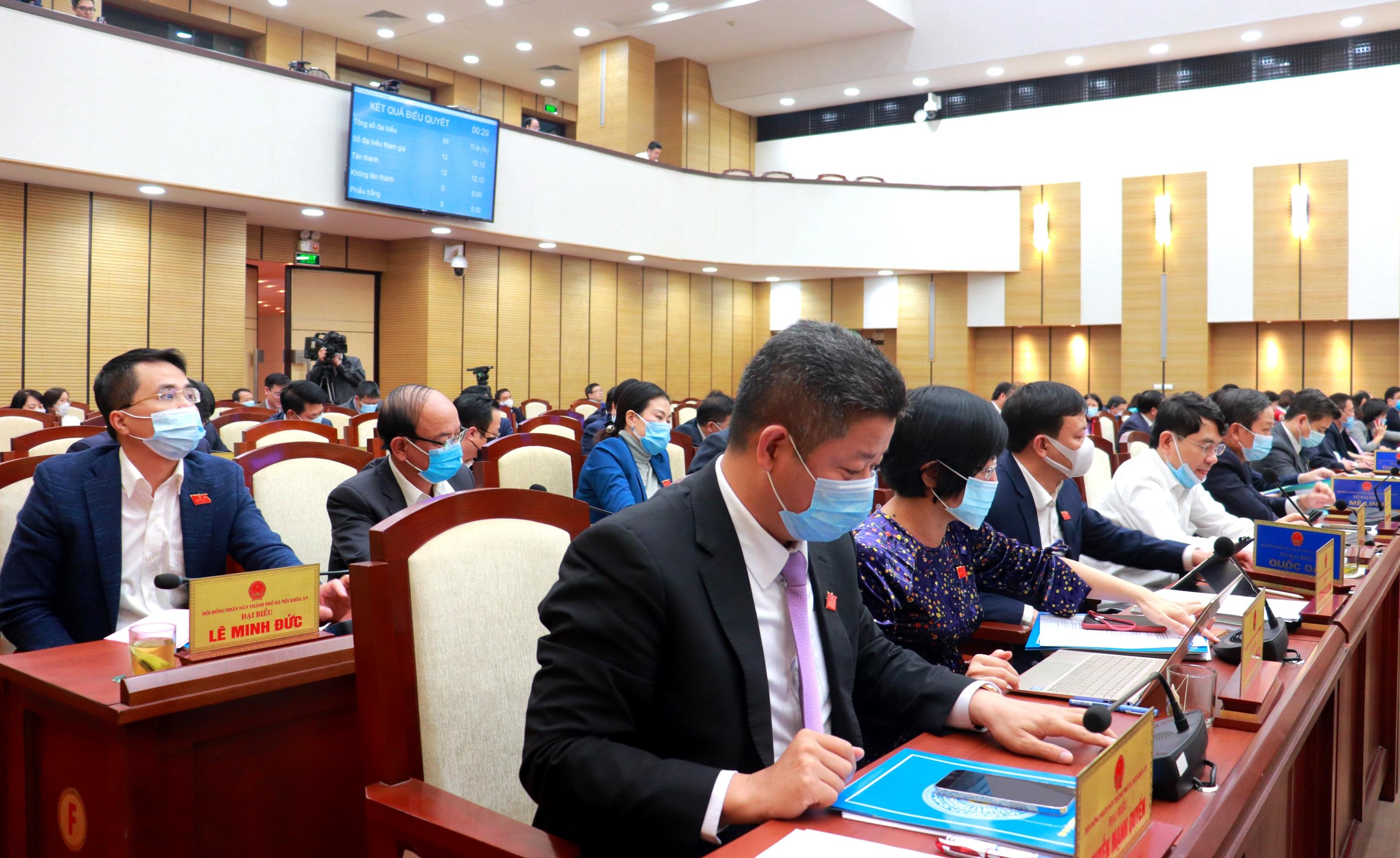 Hà Nội: Thông qua định hướng khung Kế hoạch đầu tư công trung hạn 05 năm 2021-2025