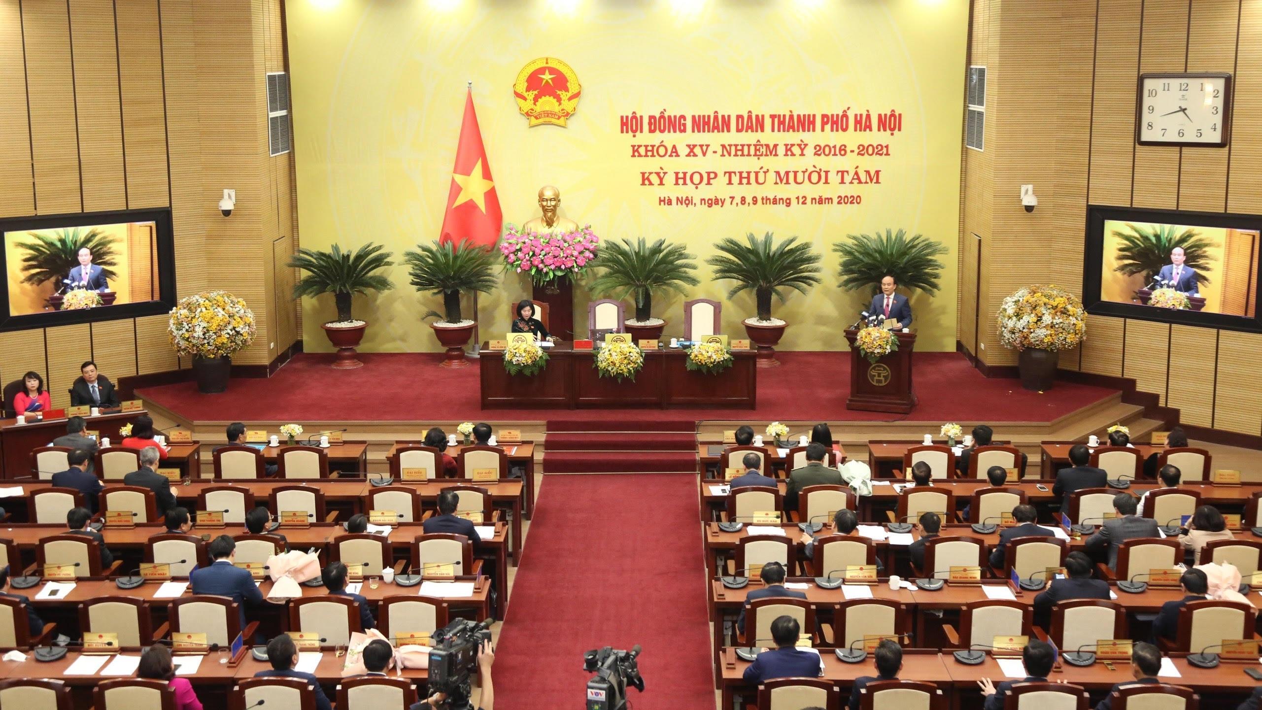 Sớm đưa nghị quyết của Hội đồng nhân dân Thành phố vào cuộc sống