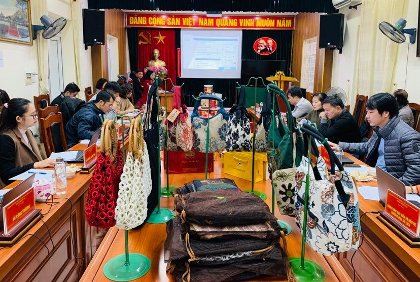 Đánh giá, phân hạng 16 sản phẩm OCOP của các quận Thanh Xuân, Đống Đa, Hà Đông
