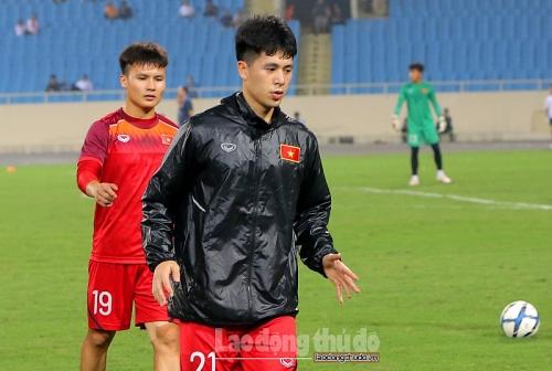 Đình Trọng sẽ có tên trong danh sách 23 cầu thủ của U23 Việt Nam?