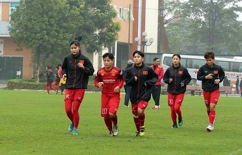 Mồng 3 Tết, các cầu thủ hội quân chuẩn bị cho mùa giải mới