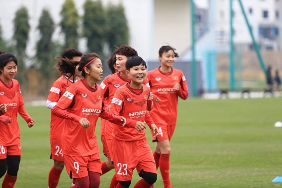 Ông Mai Đức Chung: Tuyển nữ cần được trẻ hóa lực lượng cho mục tiêu SEA Games 31