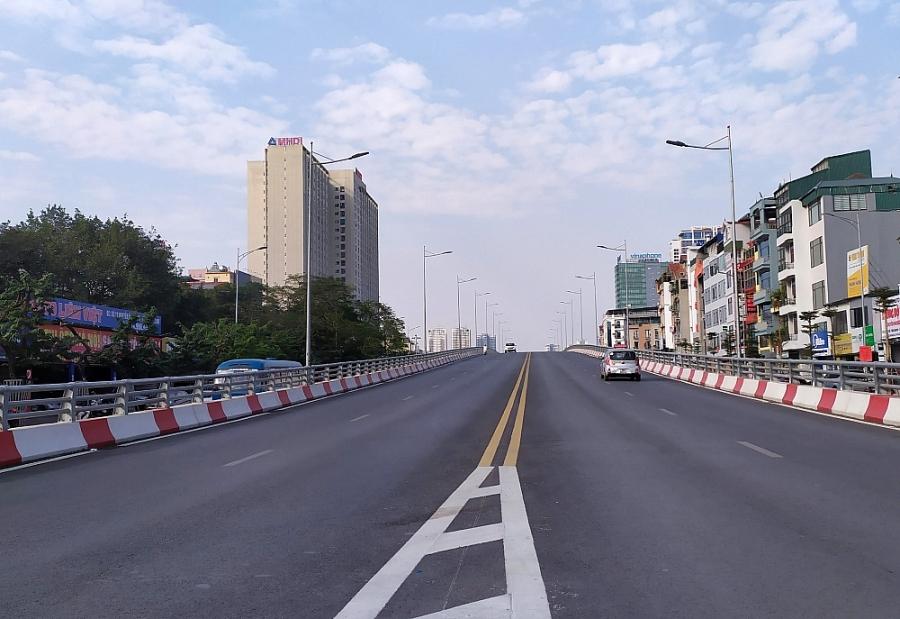Những công trình làm thay đổi diện mạo Thủ đô