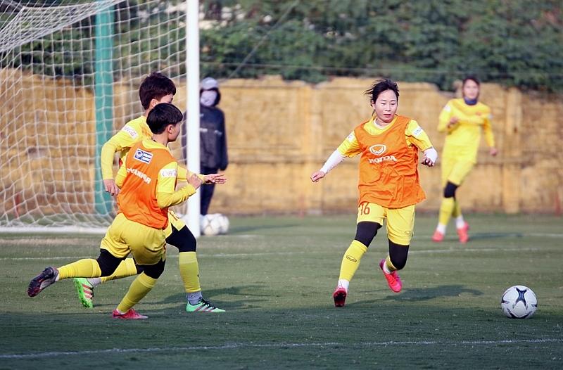Ông Mai Đức Chung: Nếu gặp tuyển nữ Nhật Bản sẽ tốt hơn cho các cầu thủ