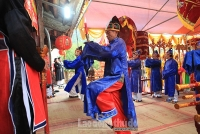 Tưng bừng lễ hội làng Huyền Kỳ trong ngày đầu Xuân