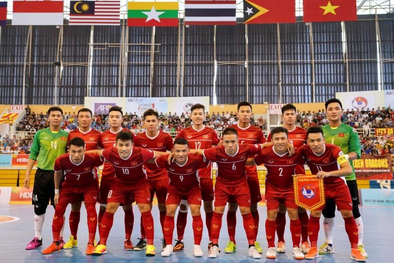 Futsal Việt Nam vẫn sang Tây Ban Nha tập huấn, dù AFC hoãn thi đấu