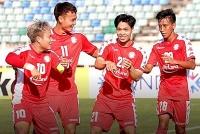 Yangon United 2-2 TP.HCM: Sự trở lại của Công Phượng
