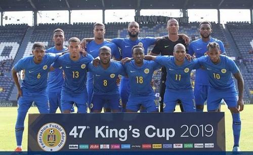 thai lan se giao huu voi nha vo dich kingcup 2019