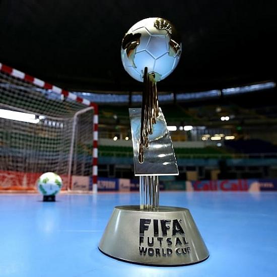 Trọng tài Việt Nam lọt vào danh sách ứng viên cho FIFA Futsal World Cup 2021