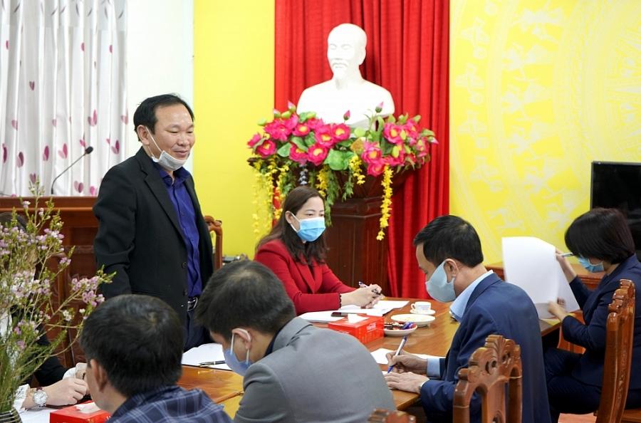 Liên đoàn Lao động huyện Thạch Thất thành lập mới 3 công đoàn cơ sở