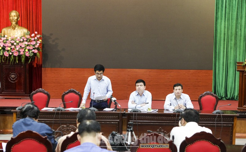 Toàn huyện Mê Linh sẽ được cung cấp nước sạch trong năm 2020