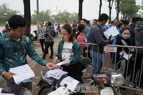 vong loai u23 chau a ve duoc ban online nhung van phai xep hang cho doi