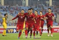 Ghi bàn mở tỉ số, Đức Chinh giải tỏa tâm lý cho thầy Park