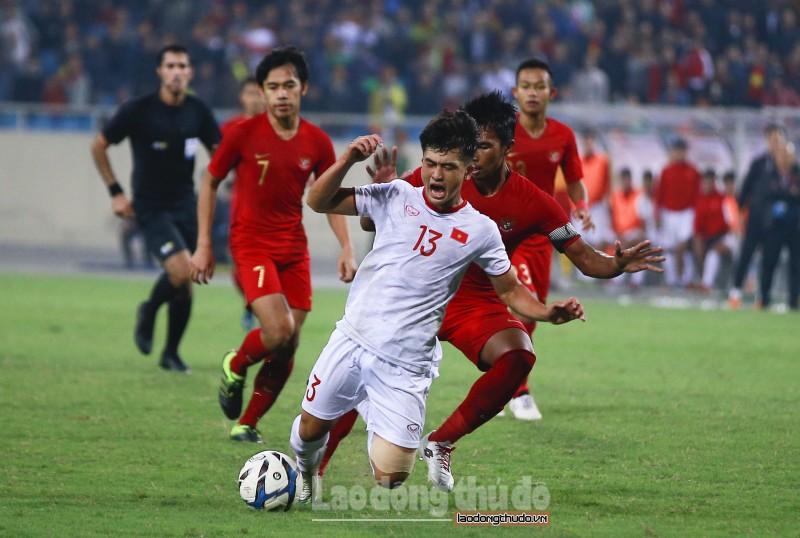 Thầy Park lý giải trận thắng muộn màng và mong manh trước U23 Indonesia