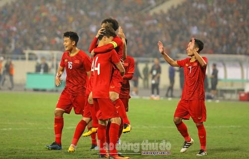 16 đội bóng chính thức dự vòng chung kết U23 châu Á 2020