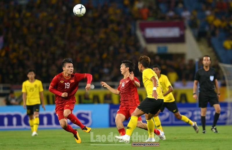 Trận giao hữu giữa tuyển Việt Nam với Kyrgyzstan có thể bị hoãn