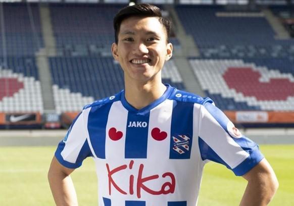 Văn Hậu có thể sẽ tiếp tục ở lại thi đấu cho Heerenveen