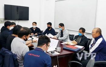 Ông Park hé lộ địa điểm dự kiến tập huấn của tuyển Việt Nam