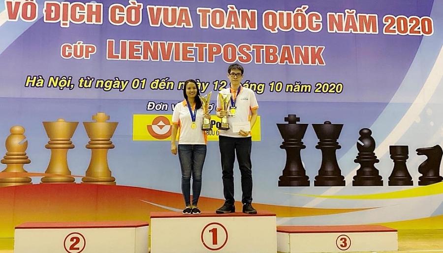 Giải Cờ vua Vô địch quốc gia 2021: Hướng tới SEA Games 31