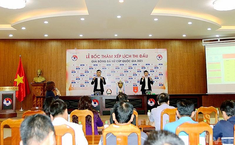 Giải bóng đá nữ Cúp Quốc gia 2021: Hà Nội I Watabe và Thái Nguyên T&T đá trận khai mạc