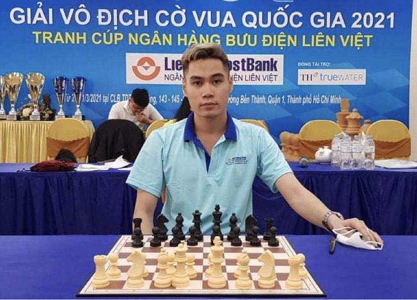 Giải cờ vua Vô địch quốc gia 2021: Trần Tuấn Minh và Phạm Lê Thảo Nguyên cùng lập cú đúp