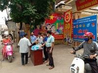 LĐLĐ huyện Thạch Thất đẩy mạnh tuyên truyền phòng, chống dịch bệnh trong CNVCLĐ