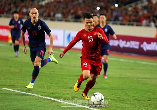 Bảng xếp hạng FIFA tháng 4: Tuyển Việt Nam tiếp tục dẫn đầu khu vực Đông Nam Á