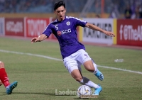 Câu lạc bộ Hà Nội sẵn sàng đón Văn Hậu về nước thi đấu