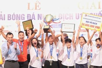 """Ông Trần Quốc Tuấn: """"Lứa cầu thủ U19 nữ sẽ được quan tâm, đầu tư lớn"""""""