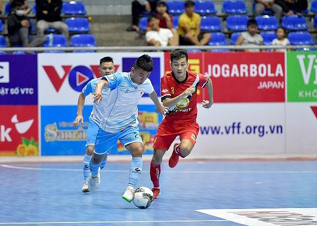 Sahako, Zetbit Sài Gòn FC và Thái Sơn Bắc chiếm lĩnh tốp 3