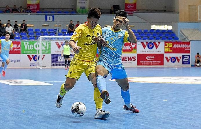 Vòng chung kết giải Futsal Vô địch quốc gia 2021: Sahako, Zetbit Sài Gòn FC và Thái Sơn Bắc chiếm lĩnh tốp 3